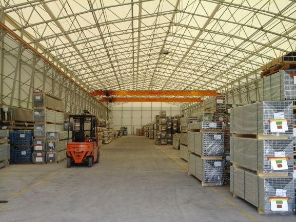 Best-Hall produksjonshall